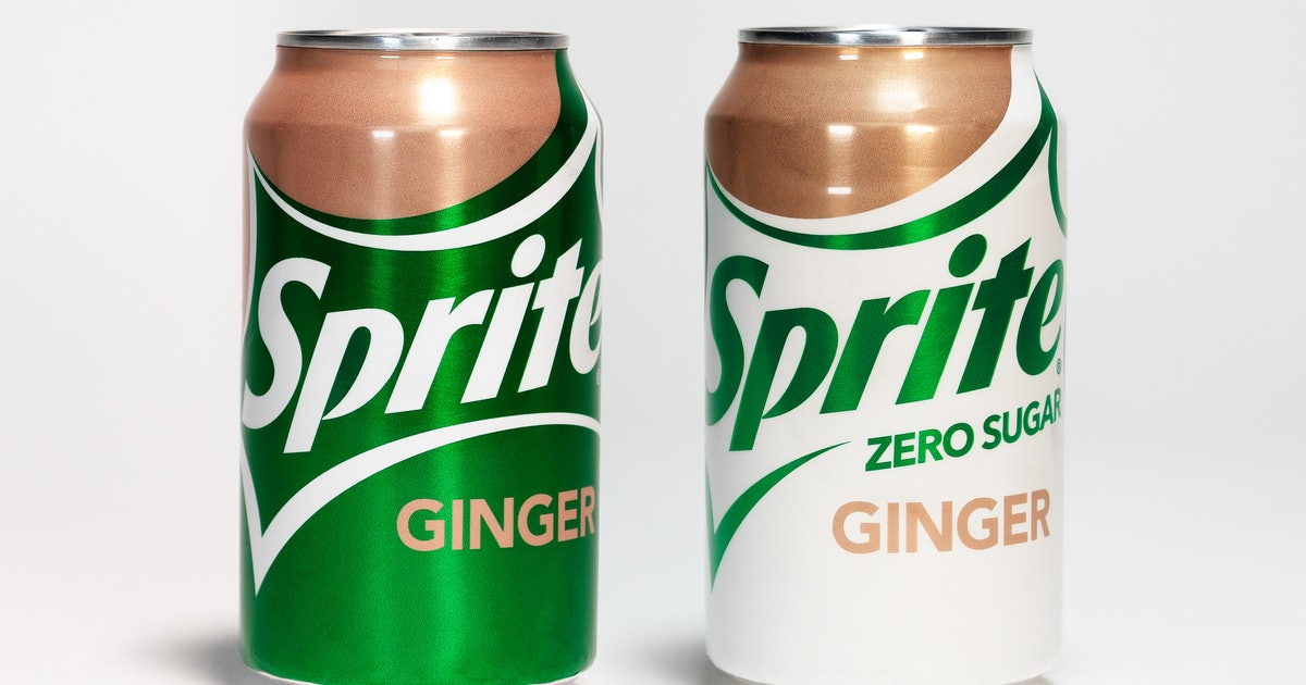 Sprite Dropped A New Ginger Flavor That Has A Bold Kick & Here's Where To Try It photo