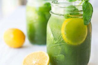 Recipe: Basil Lemonade photo