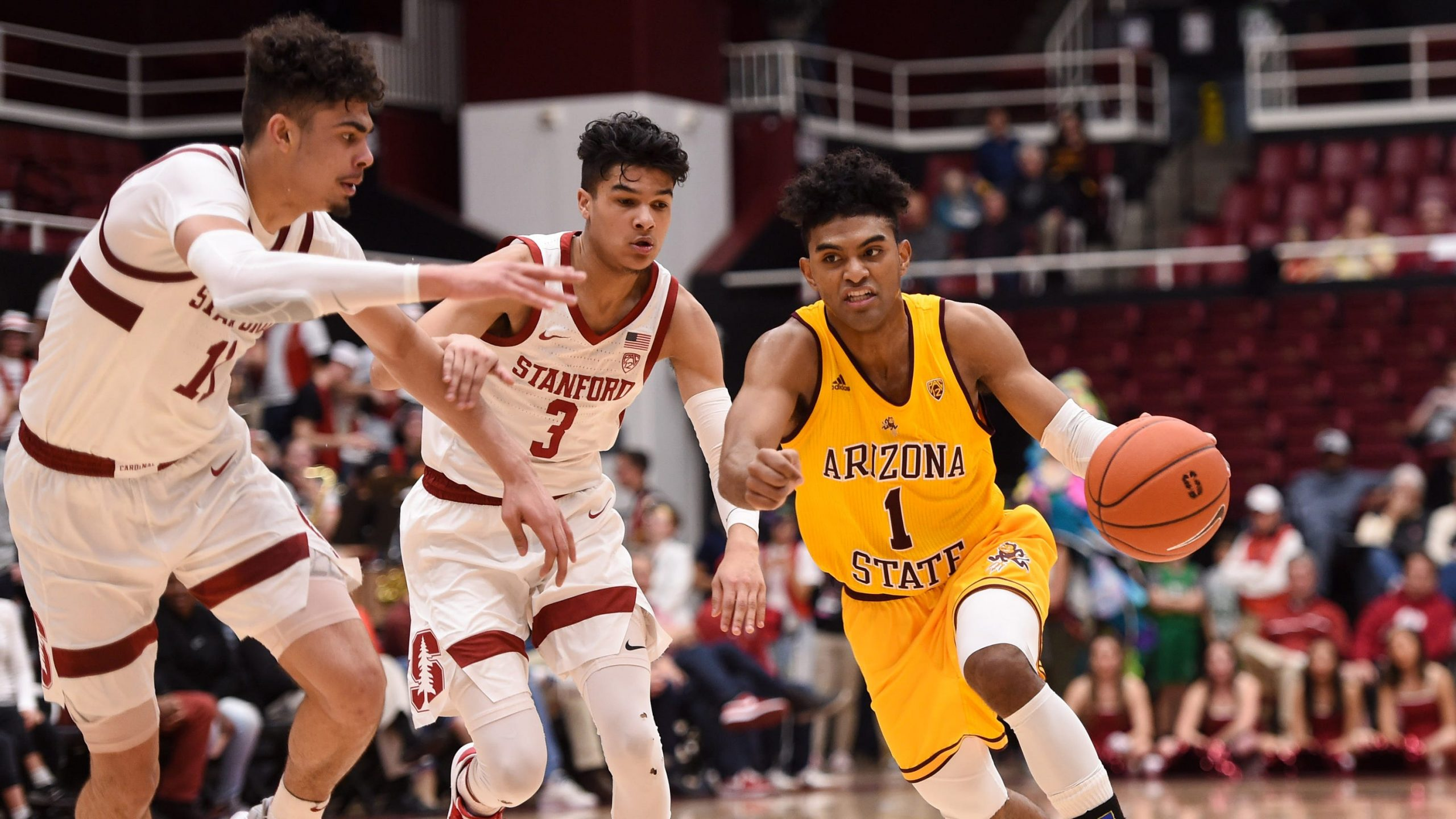 Remy Martin Scores 24, Arizona State Holds Off Stanford photo