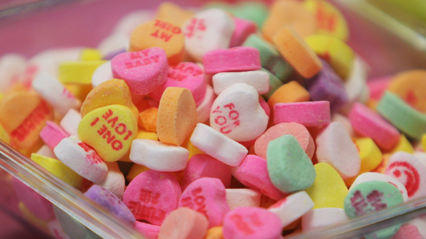 Sweethearts Candies Are Back This Year, But They're Missing One Major Detail photo