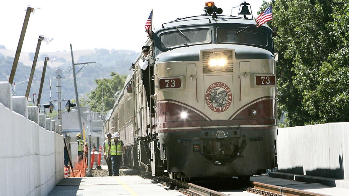 Wine Train Wants Napa County To Ok Winery Stops photo