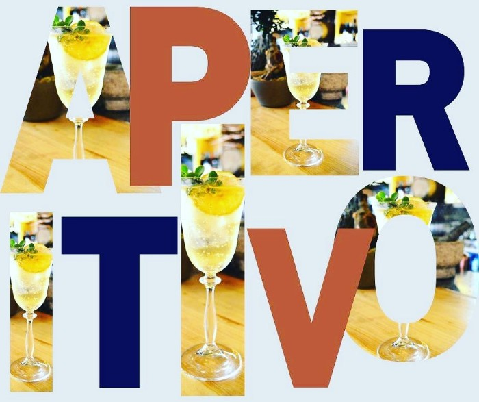 Bottomless Apertivo Drinks with any 2 canapes ordered photo