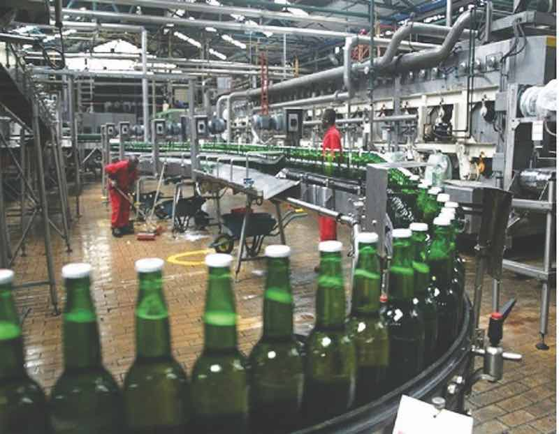 With Declining Profitability, Nigerian Breweries Battles For Survival photo