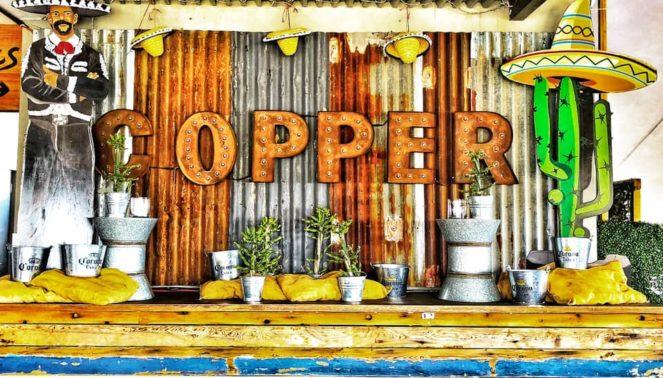 Copper Bar Mexican Bash 21 March photo