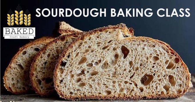Sourdough Bread Baking Class photo