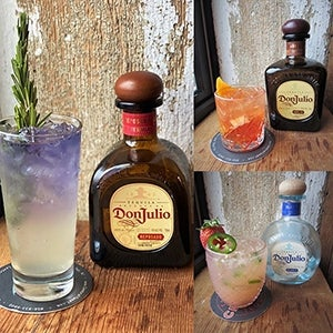 Don Julio Taste Test At Central Taco & Tequila photo