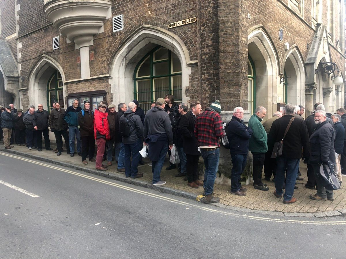 Dorchester's Beerex Opens Today photo