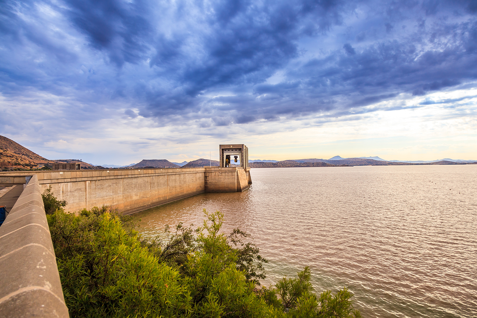 South Africa's Average Dam Levels Increase By Almost 2% photo