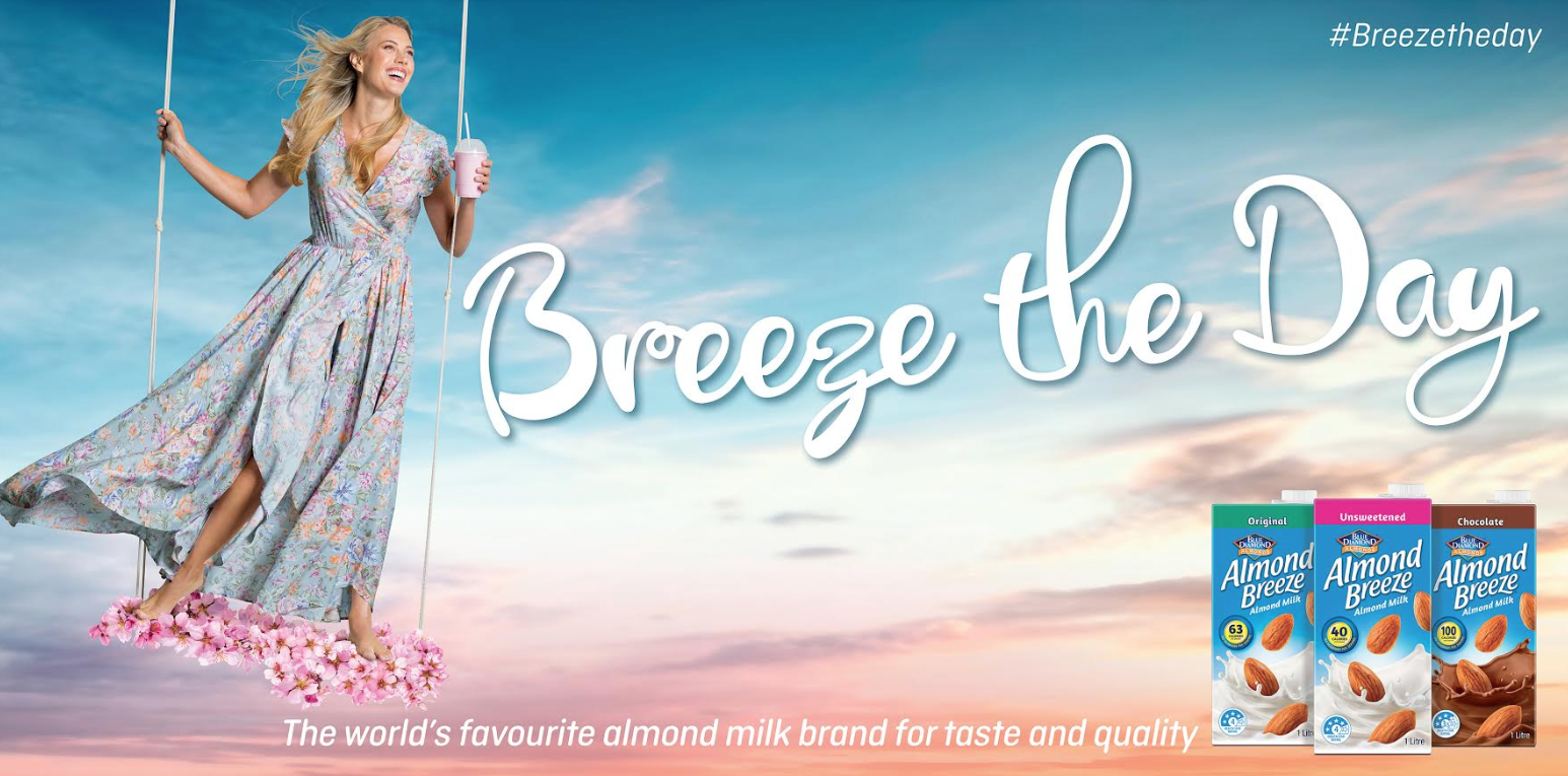 Almond Breeze Terminates Its Creative Account With Daylight Agency photo