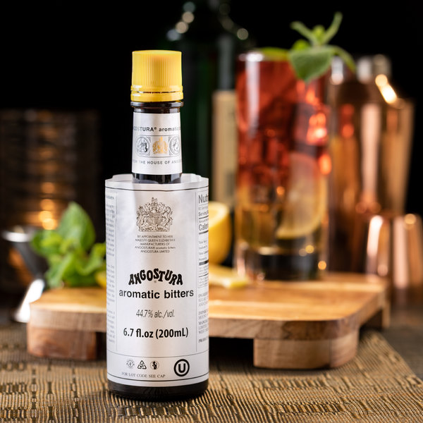 Once again Angostura aromatic bitters is tops worldwide photo