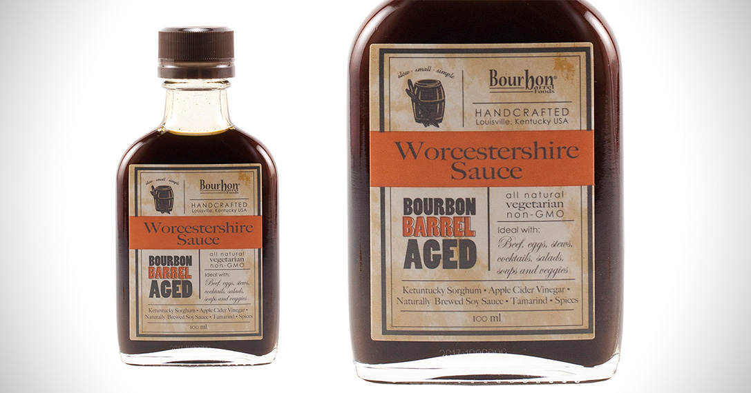 Bourbon Barrel Aged Worcestershire Sauce Proves Everything Is Better With Whiskey photo
