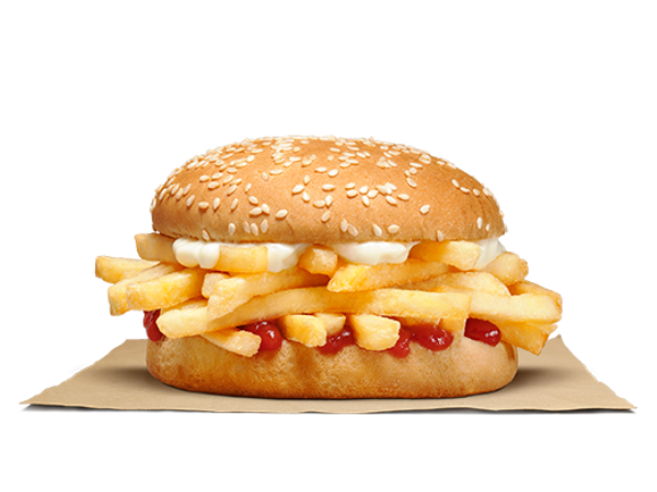 Shame! Burger King New Zealand Thought They Invented Something New – But They Just Made A Larney Slap Chip Gatsby photo