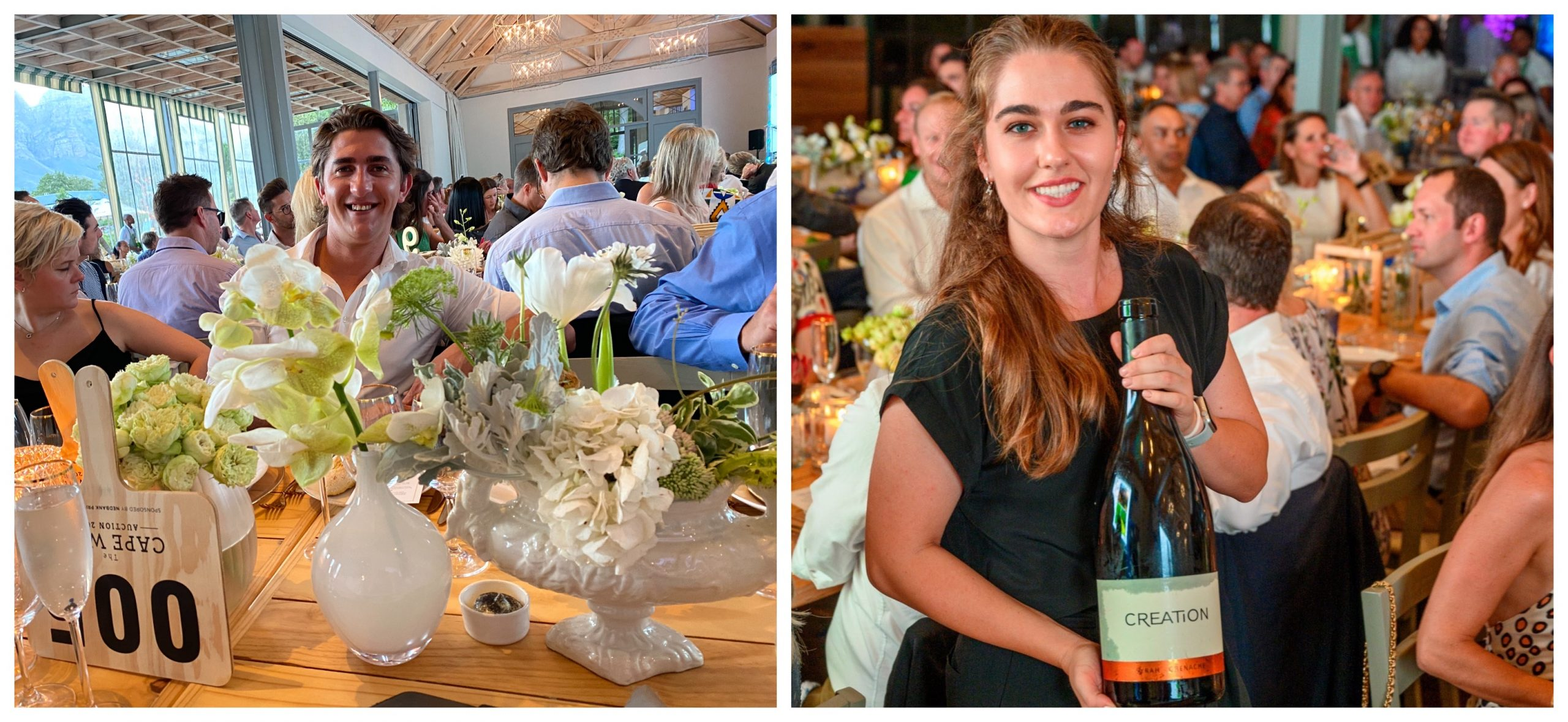 Creation Wines At Cape Wine Auction 2020 photo