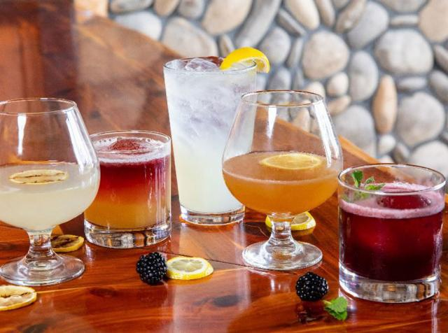 Twin Peaks Revamps Beverage Program With 20 New Options photo