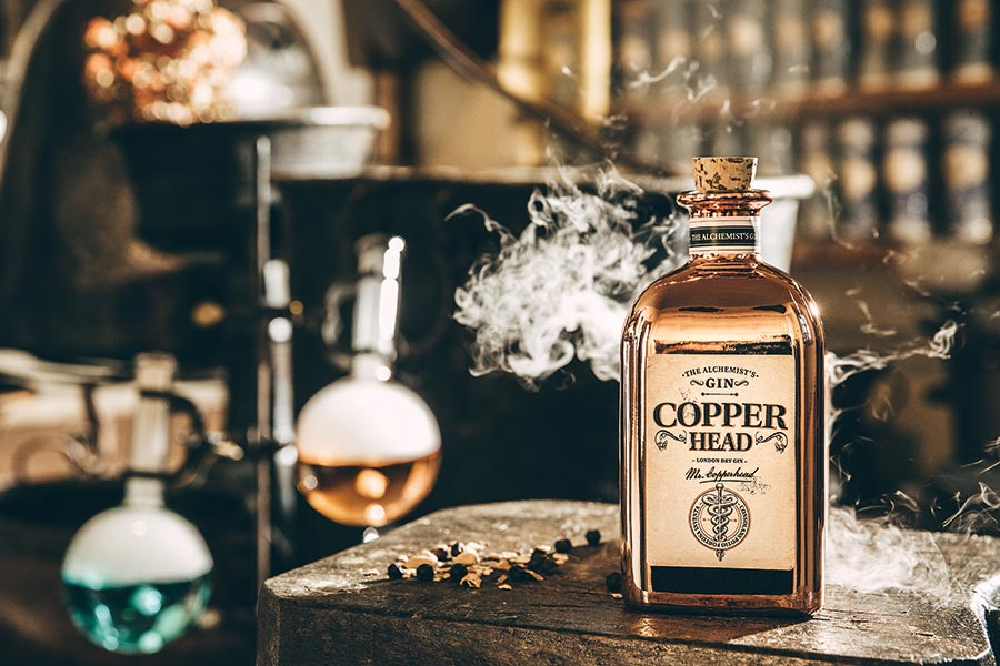 Copperhead Gin – Discover The Alchemist Experience photo