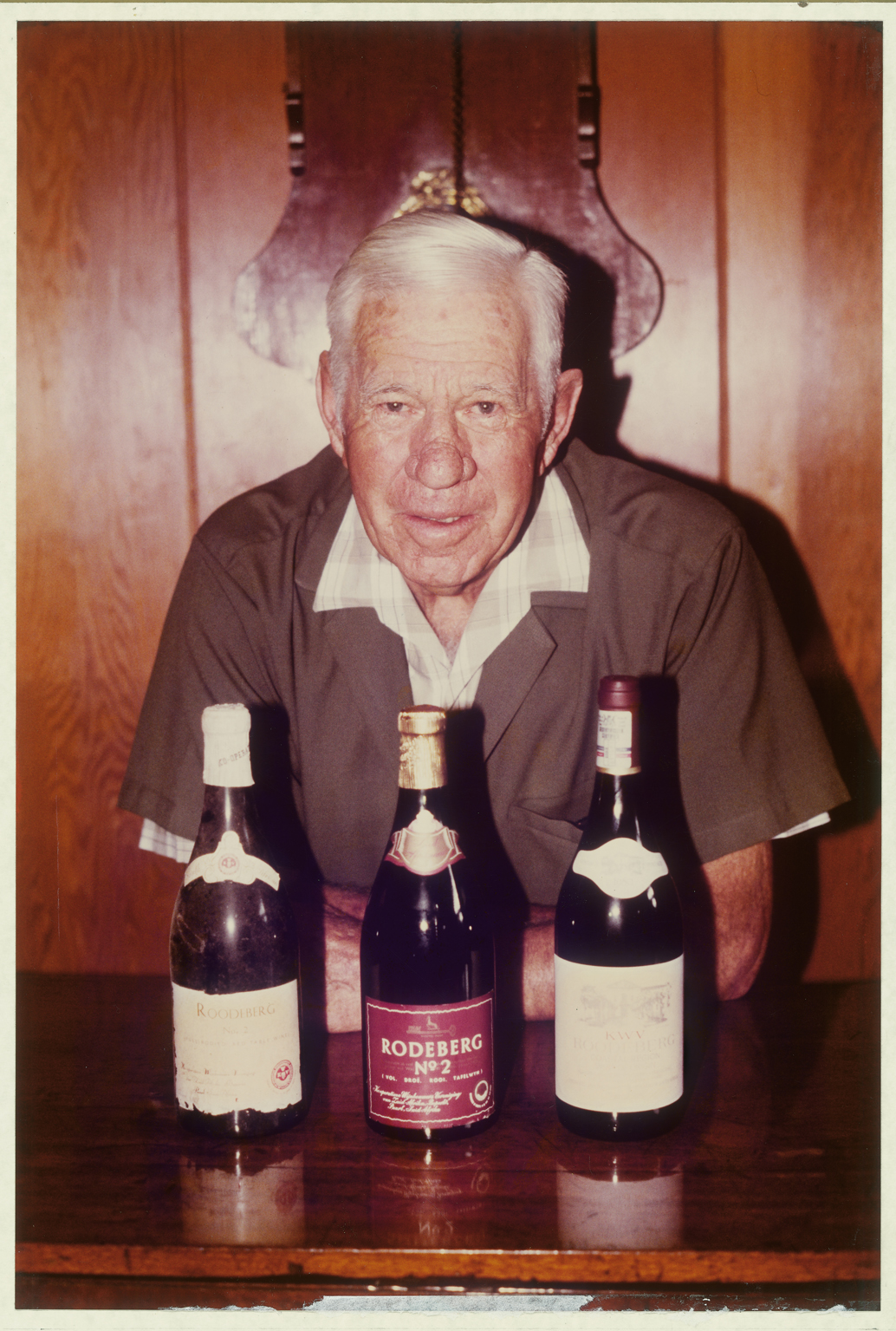 Sa Wine History: The Forbidden Fruit That Was Roodeberg photo