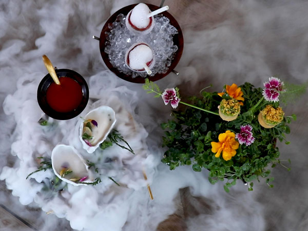 Watch: Inside Epice, The New Franschhoek Restaurant By Team La Colombe photo
