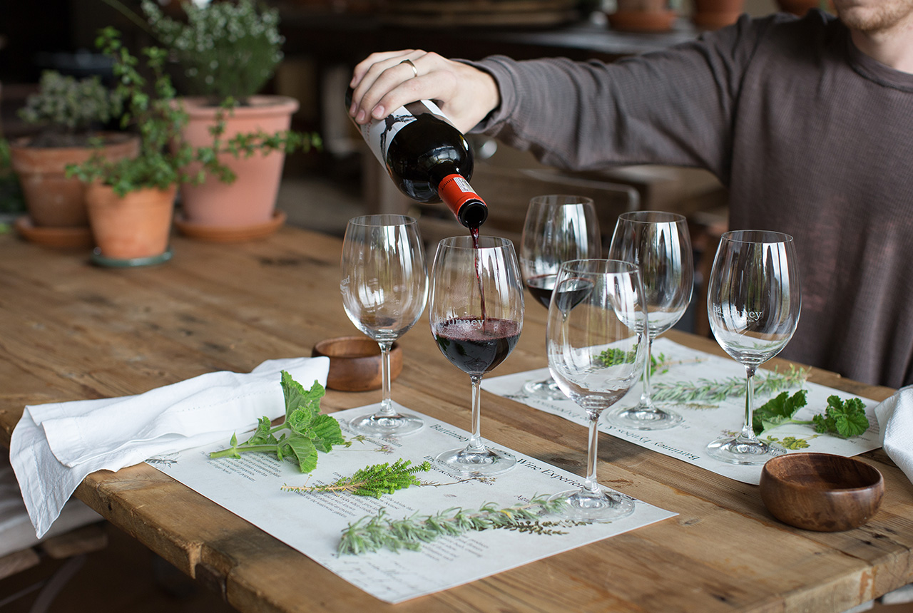 Cape Fynbos and Wine Pairing at Bartinney Wines photo