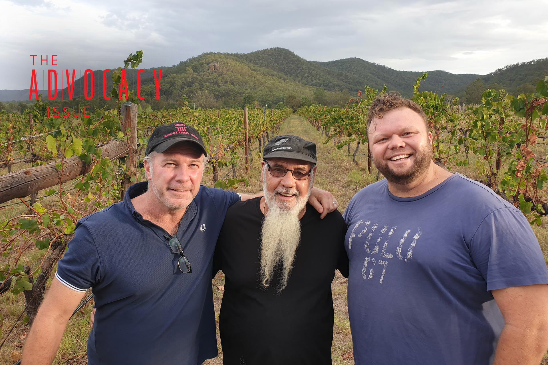 First Australians Bring Culture And Ecological Expertise To Winemaking photo