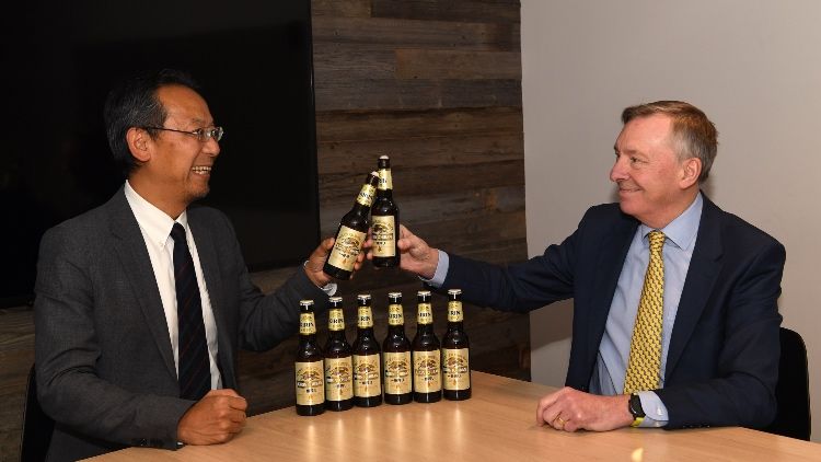 Five-year Extension To Marston's Distribution Deal With Kirin photo
