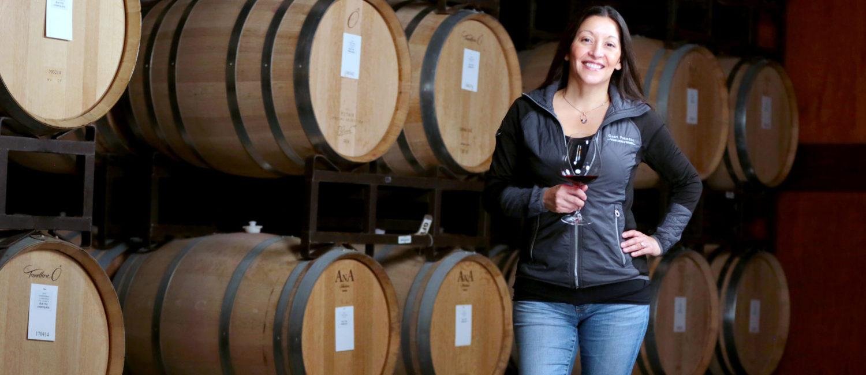 The Chemist Of Wine — This Grapes Guru Treats No Block Of Fruit The Same photo