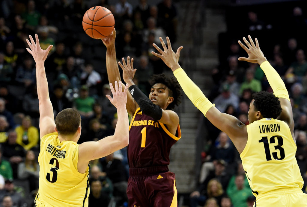 Remy Martin, Payton Pritchard And The Battle For Pac-12… photo