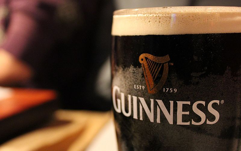 Learn How To Pour The Perfect Pint At The Guinness Us Brewery photo
