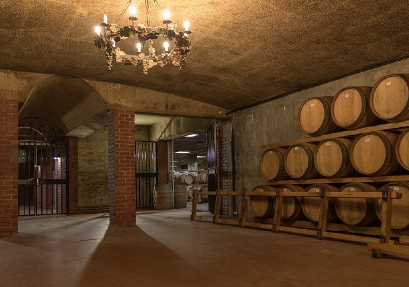 Hartenberg Image 2 11 South African Wine Caves For Subterranean Sipping
