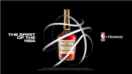 Lvmh's Hennessy Cognac To Break First Commercial To Mark Nba Sponsorship photo
