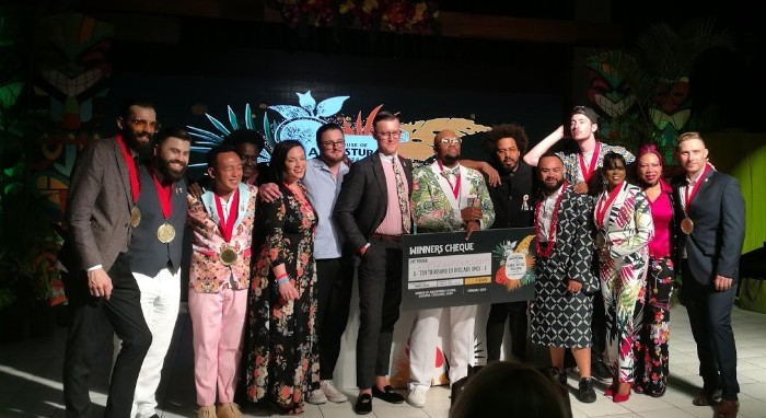 The Bahamas reigns supreme in the Angostura Global Cocktail Challenge 2020 photo