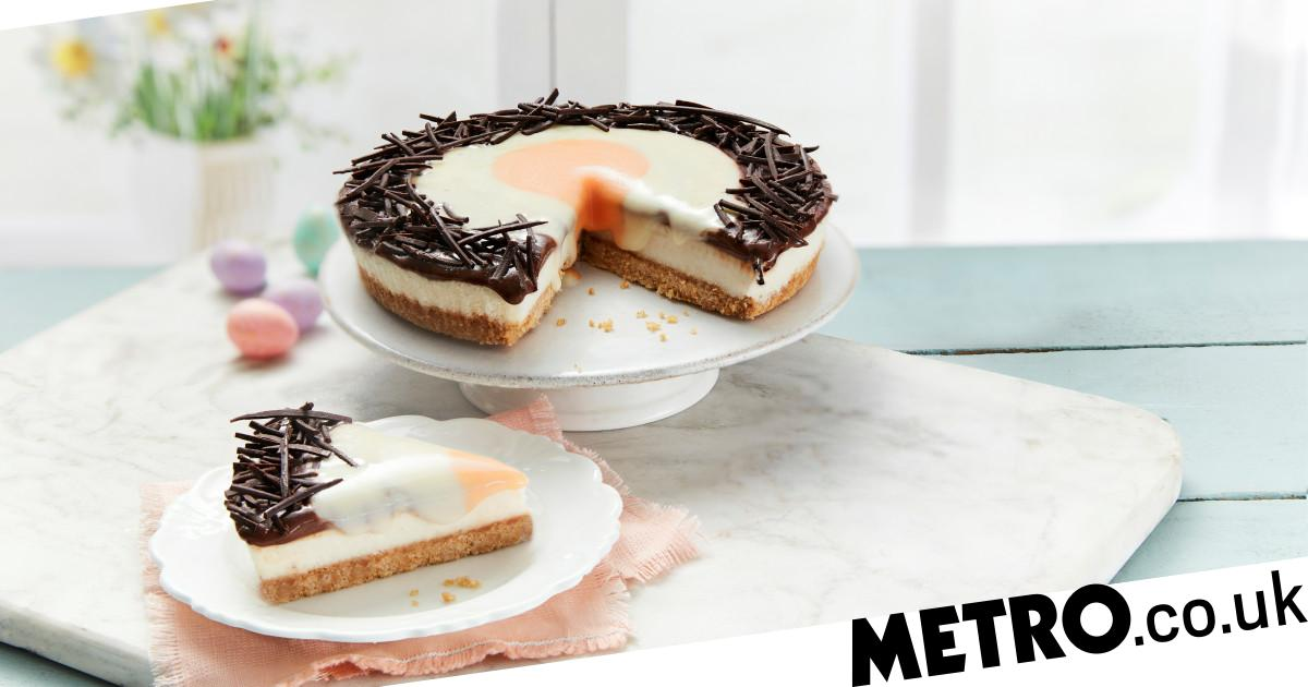 Iceland Launches Creme Egg Cheesecake For Easter photo