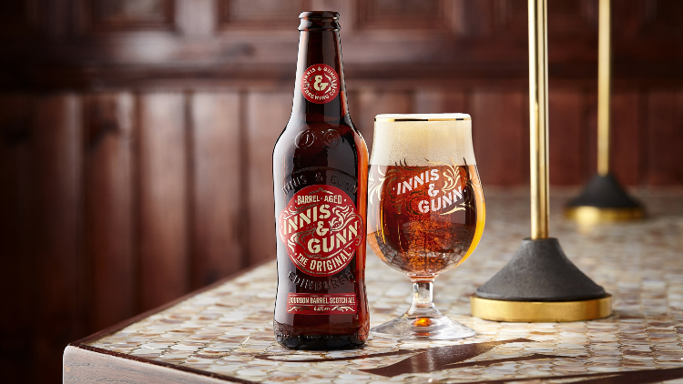 Brewery Crowdfund Will Help Fulfil Innis & Gunn's 'ambitious' On-trade Vision photo