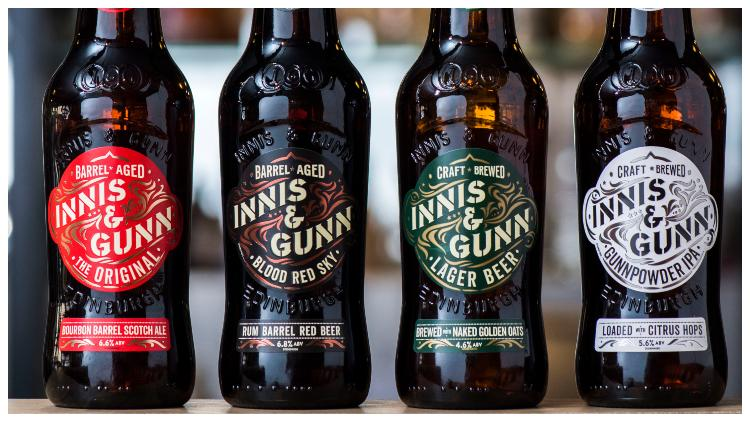 Innis & Gunn Hits Target For Four In Five Consumers photo