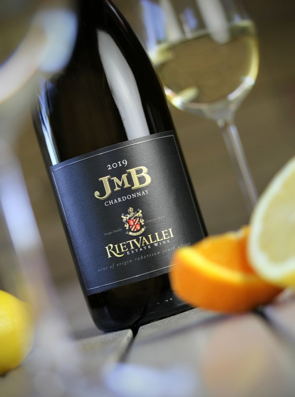 Rietvallei JMB Chardonnay Receives The Perfect Score From SAWi photo