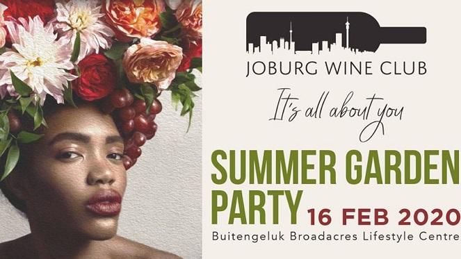 Joburg Wine Club Summer Garden Party 2020 photo