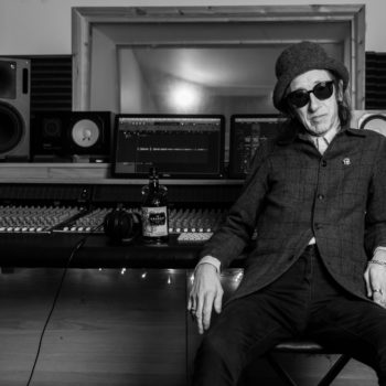 Kraken Rum Hires Punk Poet John Cooper Clarke For Valentine's Day Promotion photo