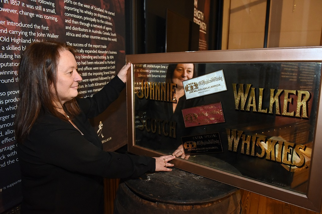 Johnnie Walker 'crown Jewels' Displayed For First Time photo