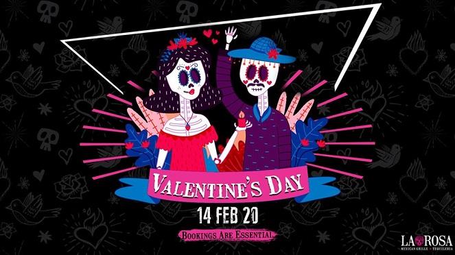 Dia De San Valentin At La Rosa Mexican Grille photo