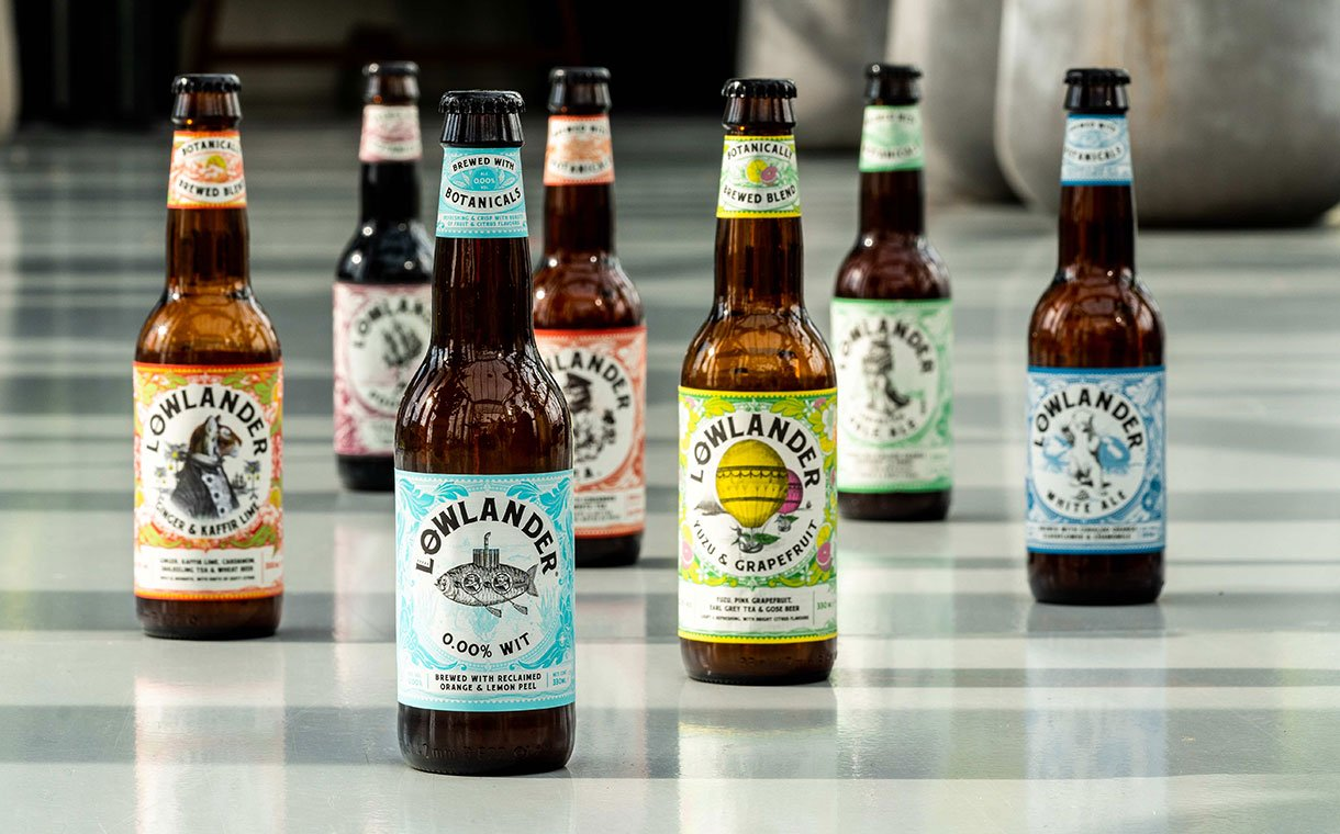 Lowlander Signs Distribution Agreement With Westons Cider photo