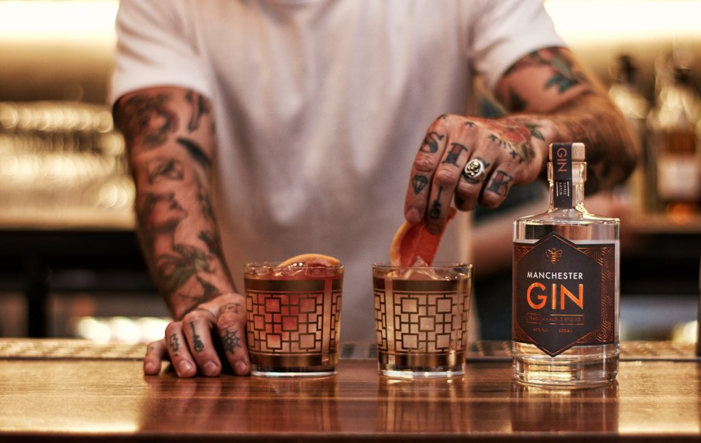 Offer Your Loved One A Luxury Gift This Valentine's Day With Manchester Gin photo