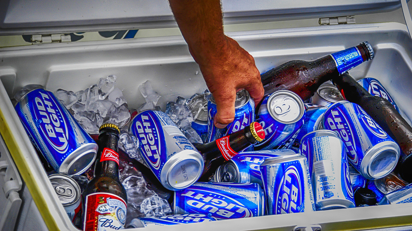 Budweiser Brewer Ab Inbev Downgraded By Jp Morgan Over Hard Seltzer Competition And Coronavirus photo