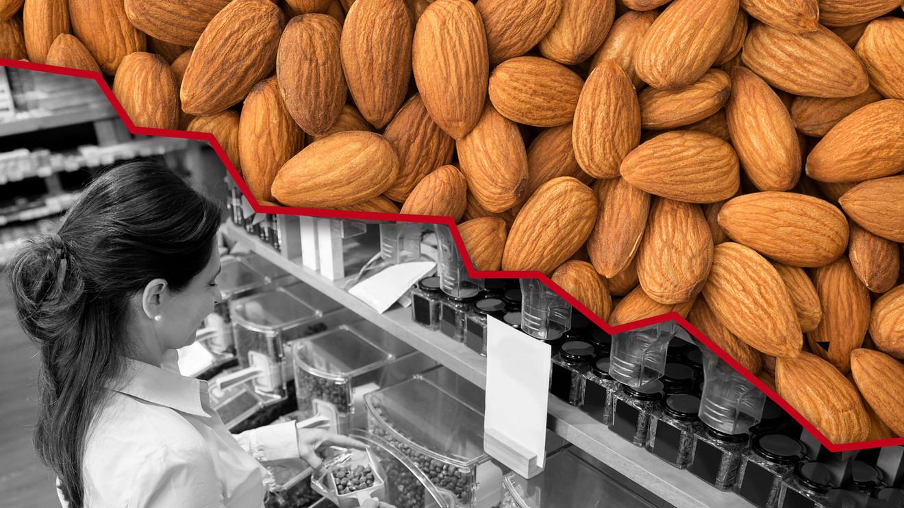 One Possible Coronavirus Side Effect — Cheaper Almonds For U.s. Shoppers photo
