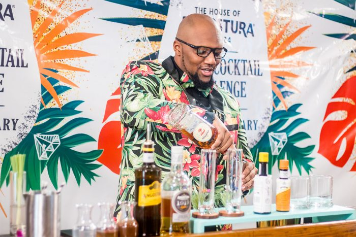 Marv Cunningham Bahamas 700x467 The Bahamas reigns supreme in the Angostura Global Cocktail Challenge 2020