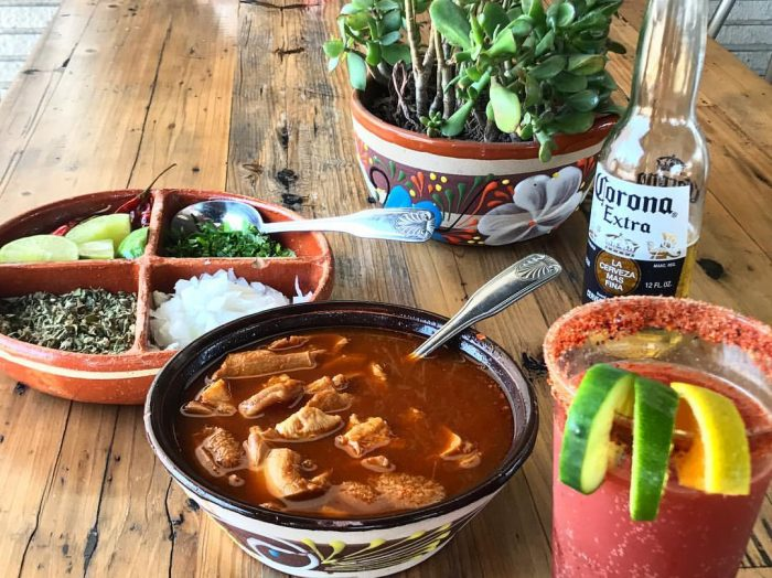 Michelada 700x524 5 Of The Best Drinks To Pair With Mexican Food