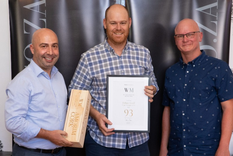 10-Year-Old Wine Report 2020: Delaire Graff wins a bottle of GS Cabernet 1966 worth R30 000 for best wine overall photo