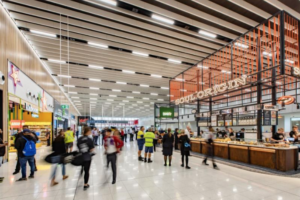 Penfolds Wine Bar And Kitchen Headlines Six New Retail And F&b Openings At Adelaide Airport photo