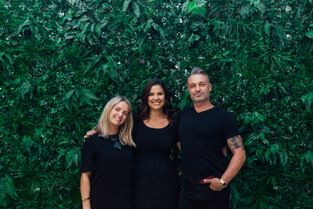 Shelley Hammond Launches One Roof Agency, With Foundation Client Almond Breeze photo