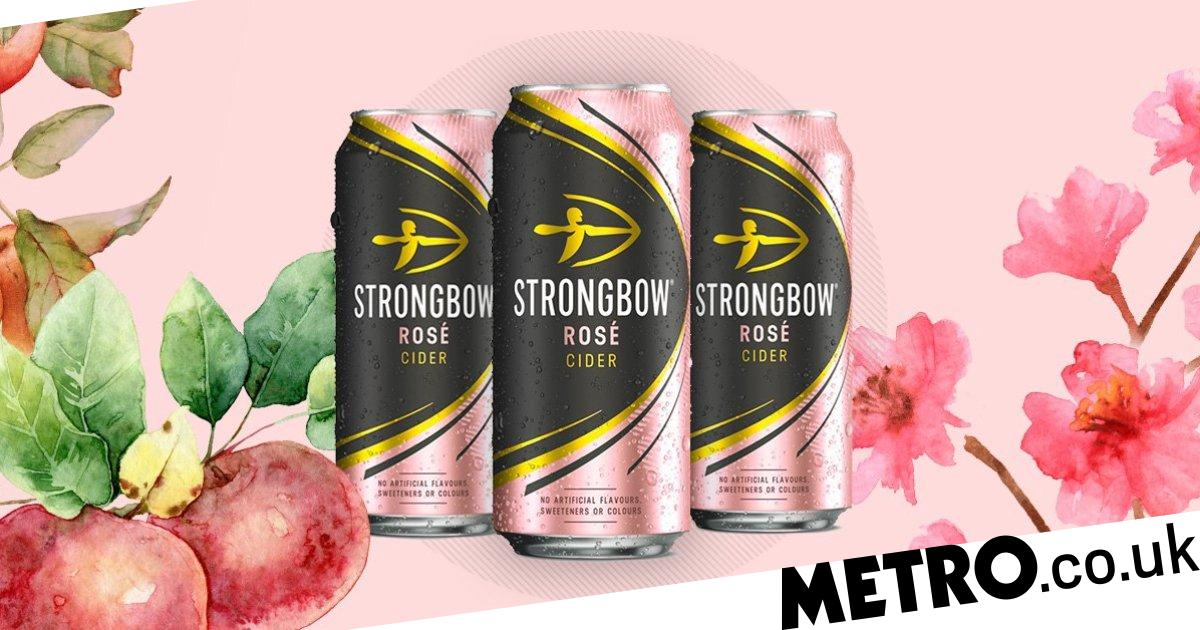 Strongbow Launches A Bougie Rosé Cider photo