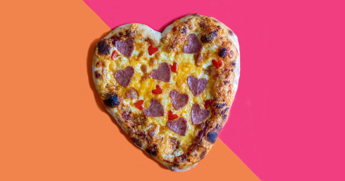 Make The Perfect, Cheesy Valentine's Dinner photo