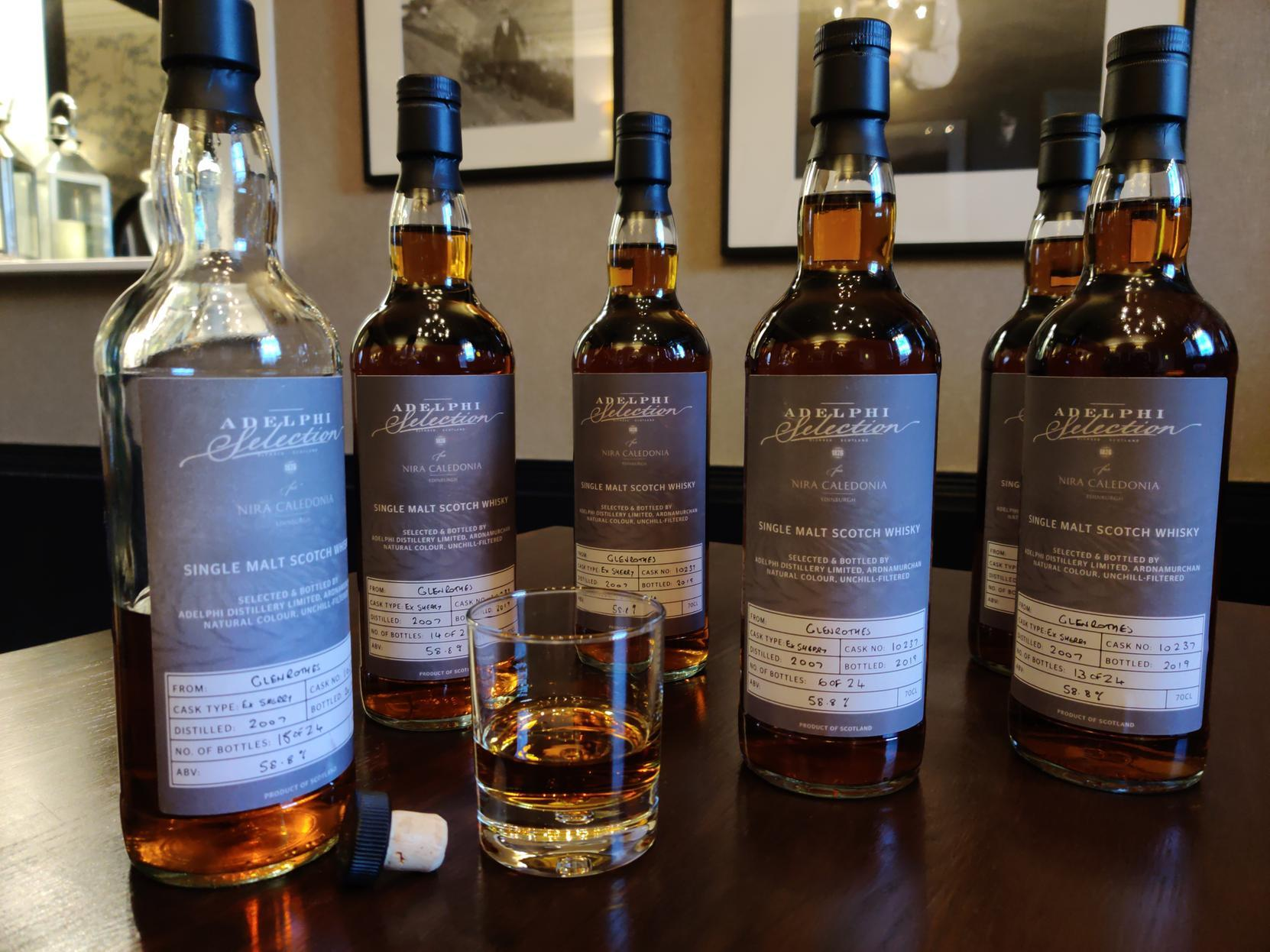 Edinburgh Hotel Offers A Dram That Can't Be Nipped Anywhere Else photo
